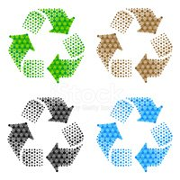 Recycling,Recycling Symbol,...