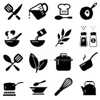 Symbol,Food,Cooking,Domesti...
