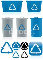 Garbage Can,Recycling,Recy...