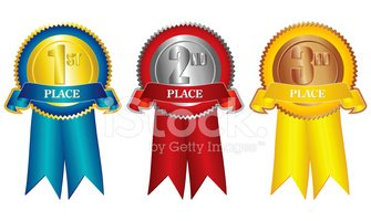 prize ribbons stock vectors clipart me