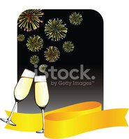 New Year's Eve,Champagne,Fi...