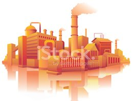 Factory,Industry,Pollution,...