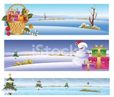 Winter,Christmas,Landscape,...
