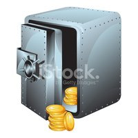 Safe,Coin,Open,Wealth,Gold,...