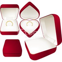 Jewelry Box,Ring,Box - Cont...