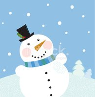 Snowman,Christmas,Winter,Me...
