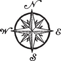Compass,Compass Rose,Old-fa...