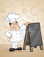 Chef,Clip Art,Vector,Food,R...