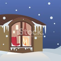 Fireplace,House,Winter,Home...