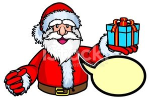 Gift,Santa Claus,Red,Yellow...