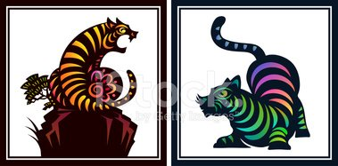 Chinese New Year,Tiger,Art,...