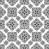 Pattern,Black Color,White,B...