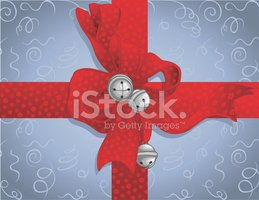 Ribbon,Bell,Wrapping Paper,...