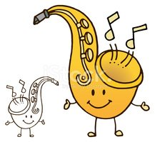 Musical Note,Saxophone,Musi...