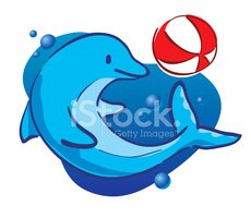 Dolphin,Ball,Beach,Aquarium...