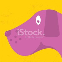Dog,Pop Art,Print,Backgroun...