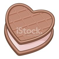 Biscuit,Food,Heart Shape,Va...