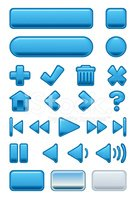 Interface Buttons and Icons