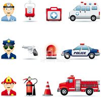 Police Force,Firefighter,Fi...