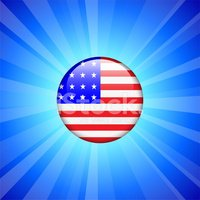 Sunbeam,Flag,USA,Interface ...