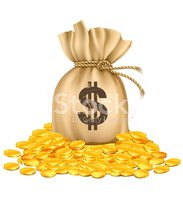 Coin,Gold,Gold Colored,Curr...