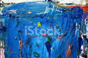Blue,Abstract,Art,Paint,Pai...