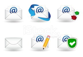 E-Mail,Envelope,Newspaper,S...