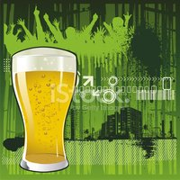 Beer - Alcohol,Beer Glass,P...