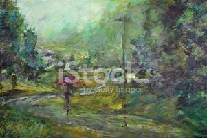 Impressionism,Oil Painting,...