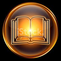 Book,Interface Icons,Gold C...