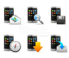 Smart Phone,Symbol,Download...
