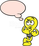 Thinking,Clip Art,Concentra...