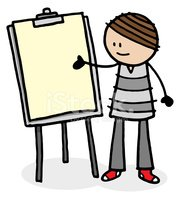 Flipchart,Presenter,Men,Pre...