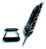 Quill Pen,Feather,Pen,Feath...