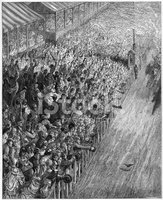 Victorian London - Finish of the Race