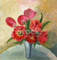 Flower,Paintings,Painted Im...