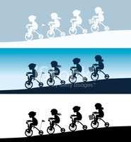 Tricycle,Cycling,Child,Litt...