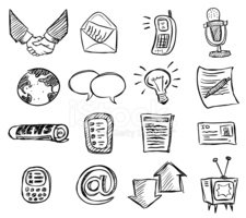 Sketch,Symbol,Icon Set,Ligh...