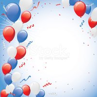 Balloon,Fourth of July,US M...
