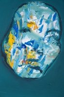 Abstract,Human Face,Painted...