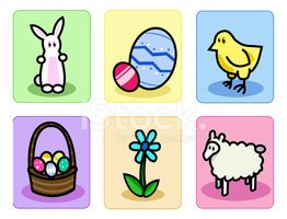 Easter,Chicken,Sheep,Rabbit...