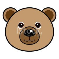 Bear,Animal,Cartoon,Cute,Ch...