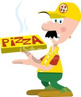 Pizza,Delivering,Delivery P...