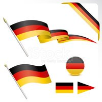 Flag,Germany,German Culture...