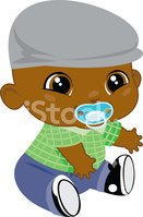 Baby,Hat,Pacifier,Grandson,...