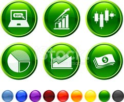 Finance,Symbol,Icon Set,Com...