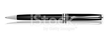 Pen,Isolated,White Backgrou...