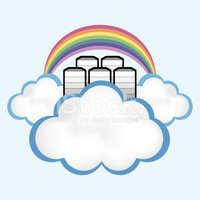 Cloud - Sky,Network Server,...