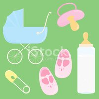 Baby Carriage,Diaper Pin,Ba...
