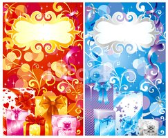 Wrapping Paper,Gift,templat...